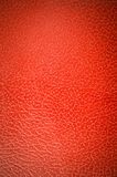 Vintage red leather background Stock Photo