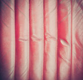 Vintage red leather texture Royalty Free Stock Photo