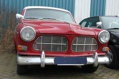Vintage Swedish car Stock Images