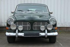 Vintage Swedish car Royalty Free Stock Photo