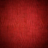 Vintage Red Textile Stock Photo
