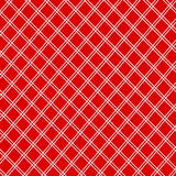 Vintage red and white tablecloth. Background Royalty Free Stock Photos