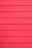 Vintage red wood texture background of house wall Stock Image