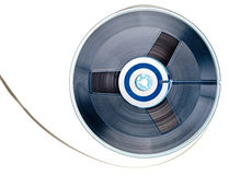 Vintage reel tape Stock Image