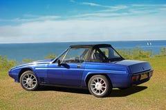 Vintage reliant scimitar car Stock Image