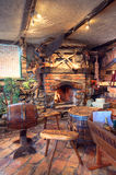 Vintage Restaurant Royalty Free Stock Photo
