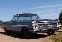 Vintage Restored Chevrolet El Camino Stock Image