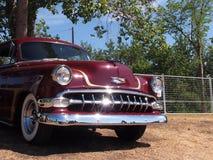Vintage Restored Chevrolet Sedan Stock Photo