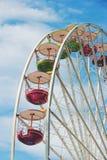 Vintage retro carousel Stock Images
