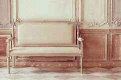 Vintage retro chair Royalty Free Stock Images