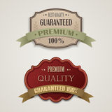 Vintage and retro design elements. Eps 10 Royalty Free Stock Photography