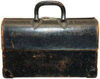 Free Vintage Retro Doctor Bag Isolated Stock Images - 58679824