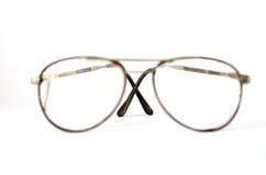 Vintage retro   eyeglasses Stock Images