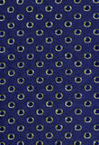 Vintage Retro Fabric Pattern Background Stock Images