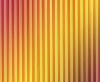 Vintage retro gradient orange and red vertical stripes backgroun. Abstract retro style vintage red and orange stripes wallpaper. Gradient fall tones background Stock Image