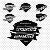 Vintage Retro Icons And Labels Royalty Free Stock Image
