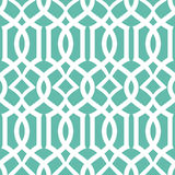 Seamless Trellis Background Pattern Stock Images