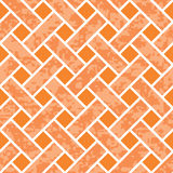 Seamless Basket Weave Background Pattern Royalty Free Stock Photography