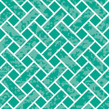 Seamless Basket Weave Background Pattern Royalty Free Stock Images