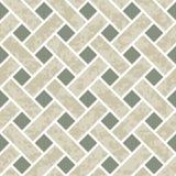 Seamless Basket Weave Background Pattern Stock Photography