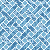 Seamless Basket Weave Background Pattern Stock Images