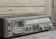 Vintage retro Radio Royalty Free Stock Image