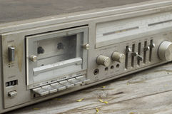 Vintage retro Radio Stock Photos