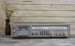 Vintage retro Radio Stock Image