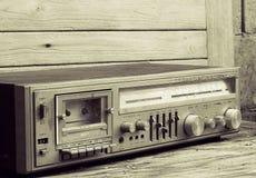 Vintage retro Radio  Stock Images
