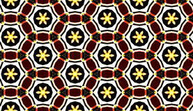 Vintage Retro seamless pattern. Beautiful vintage Retro seamless pattern Royalty Free Stock Photos
