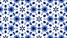 Vintage Retro seamless pattern. Beautiful vintage Retro seamless pattern Stock Photo