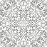 Vintage, retro seamless pattern. Decorative wallpaper Stock Images
