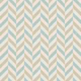 Vintage retro seamless pattern on paper background Stock Photo