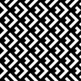 Vintage retro seamless pattern Royalty Free Stock Photos