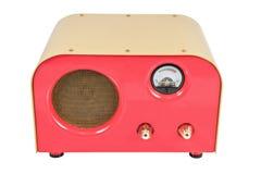 Vintage retro speaker Royalty Free Stock Photo