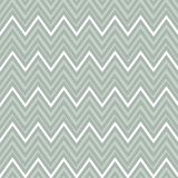 Geometric chevron zigzag seamless pattern in mint color retro style for wrapping, fabric, cover, textile, background. Geometric chevron zigzag seamless pattern stock illustration