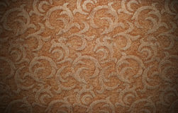 Vintage retro stylish carpet pattern background Stock Photography