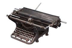 Vintage retro typewriter Stock Image