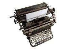 Vintage retro typewriter Royalty Free Stock Image