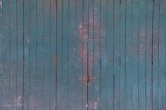 Free Vintage Retro Wooden Door Store Front. Home Interior Architectural Design, Plain Tropical Green Painted Textured Wood Panel Board Royalty Free Stock Image - 142182596