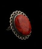 Vintage ring Stock Photo