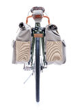 Vintage road bicycle Stock Photo