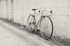 Vintage road bicycle Royalty Free Stock Photos