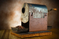 Vintage roaster Royalty Free Stock Photo