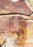Vintage rock background. Details of a rustic rock grain for wallpaper , Taipei, Taiwan Stock Images