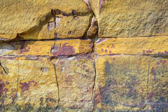 Vintage rock background. Details of a rustic rock grain for wallpaper , Taipei, Taiwan Royalty Free Stock Photography