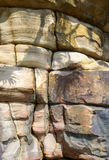 Vintage rock background. Details of a rustic rock grain for wallpaper , Taipei, Taiwan Royalty Free Stock Photo