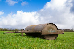 Vintage roller. Royalty Free Stock Image