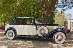 Vintage Rolls-Royce Royalty Free Stock Image
