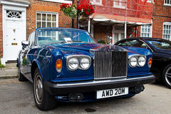 Vintage Rolls Royce Royalty Free Stock Image